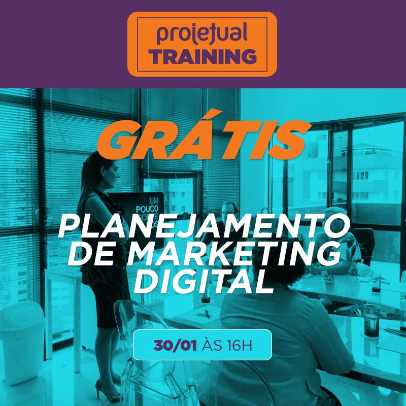 Webinar Projetual Training