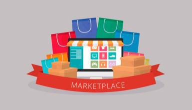 O que são e como funcionam os marketplaces