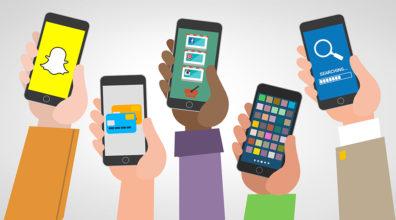 Presença cada vez maior do mobile