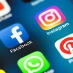 Principais redes sociais - Projetual