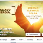 Capa Fan Page Solar Energy