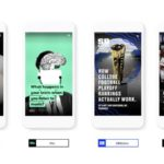 Stories do Google - Projetual