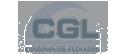 Logo CGL Construtora