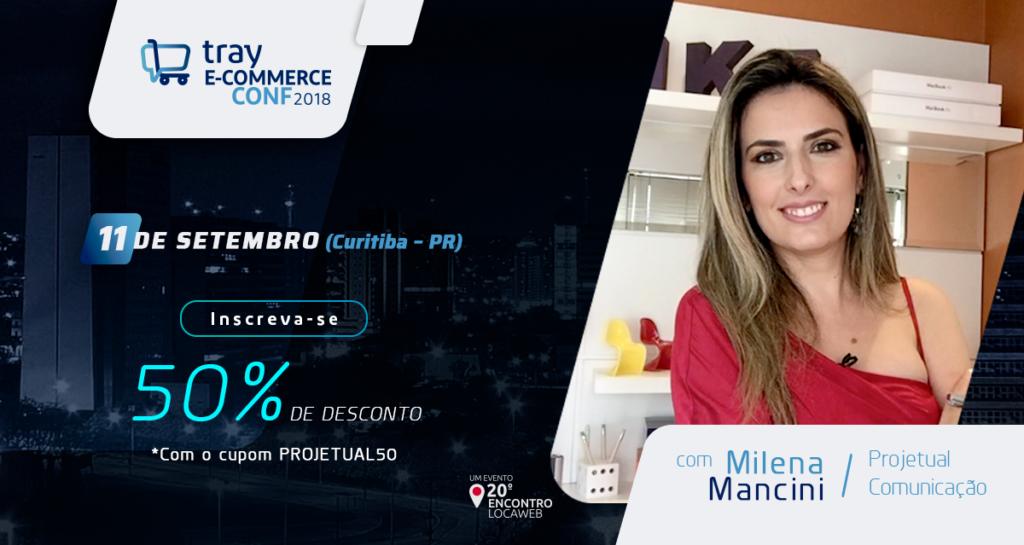 Tray E-commerce Conf. Milena Mancini