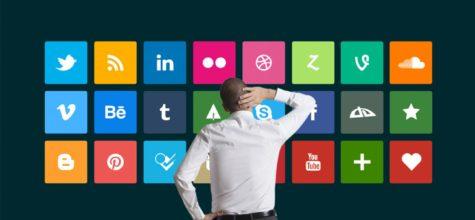imagens nas redes sociais - projetual