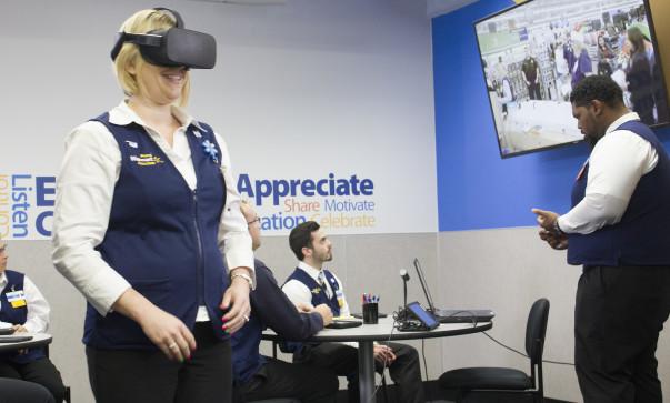 walmart realidade virtual