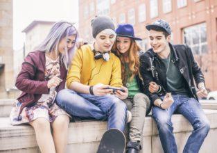 Jovens e redes sociais - Projetual