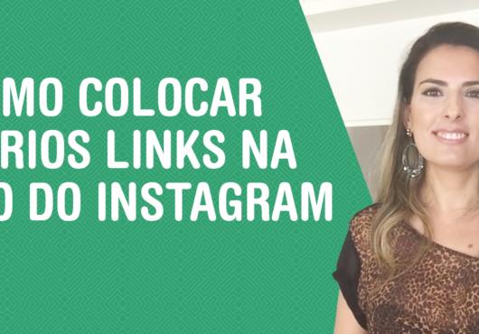 Como Colocar vários Links na Bio do Instagram