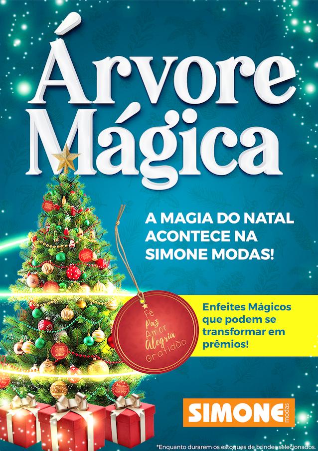 Comunicação Integrada: Campanha de Natal Simone Modas
