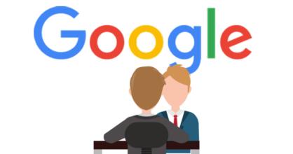 Vagas de Emprego no Google - Projetual