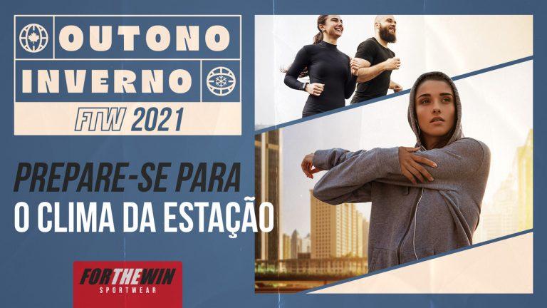 Comunicação Integrada Campanha Outono Inverno 2021