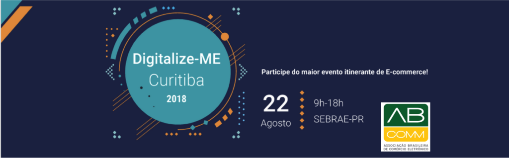 Vem aí o Digitalize-ME Curitiba 2018