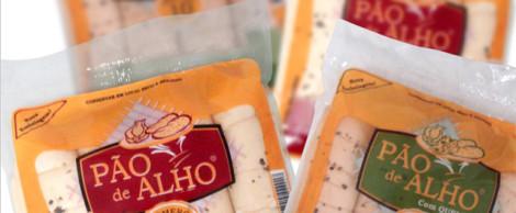 Embalagens de Alimentos Pão de Alho