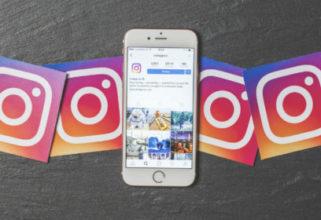 comércio no Instagram - Projetual