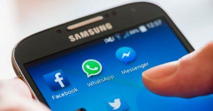 Messenger - Dados financeiros