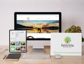 Branding e Marketing Digital Felicitie