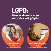LGPD: O que muda no Marketing Digital com a Lei Geral de Proteção de Dados?