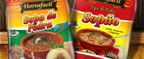 Embalagem Sopa Hortafácil